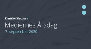 Mediernes Årsdag Danske Medier