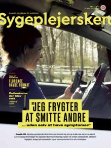 Sygeplejersken Anders Bording vinder