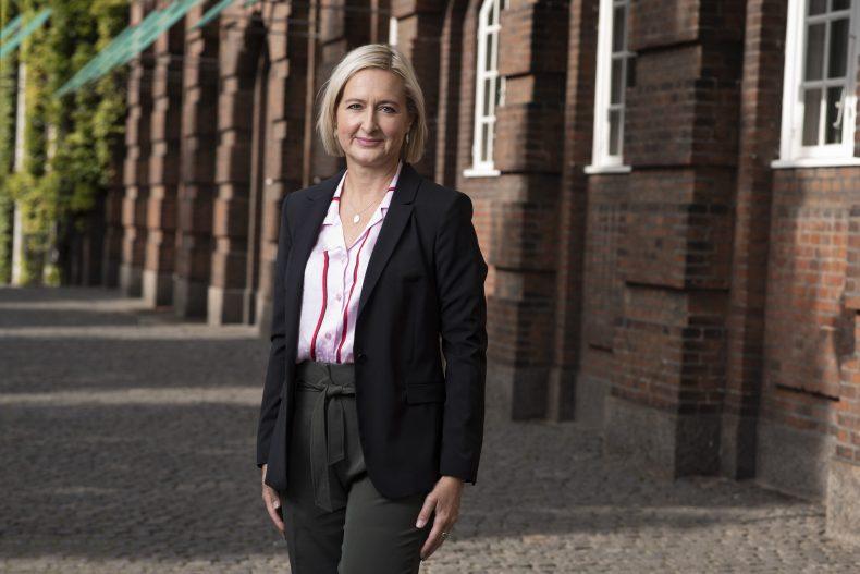Gitte Hejberg, ansv. chefredaktør, chef for FOA Kommunikation
