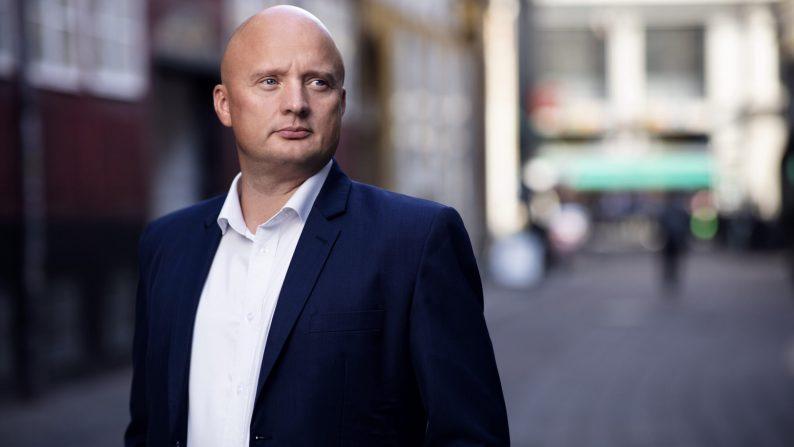 Allan Sørensen Danske Medier